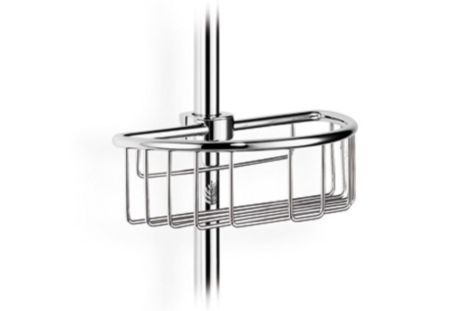 Tara shower basket for shower set by Dornbracht | STYLEPARK