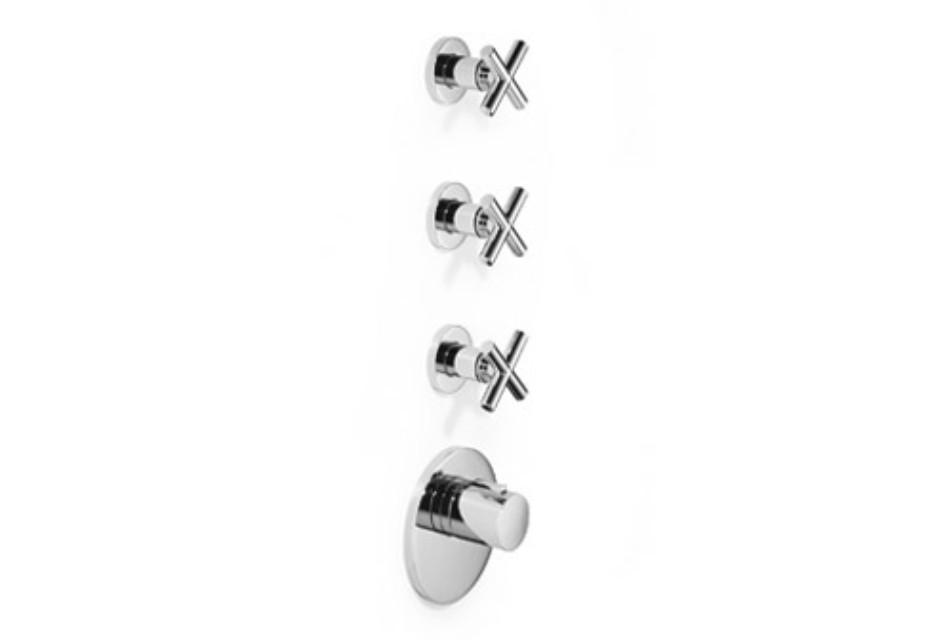Tara xTool Thermostatmodul mit 3 Ventilen/2 Ventilen/1 Ventil