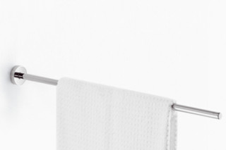 TARA.LOGIC 1 arm towel bar,  by  Dornbracht