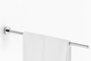 TARA.LOGIC 1 arm towel bar,  by  Dornbracht