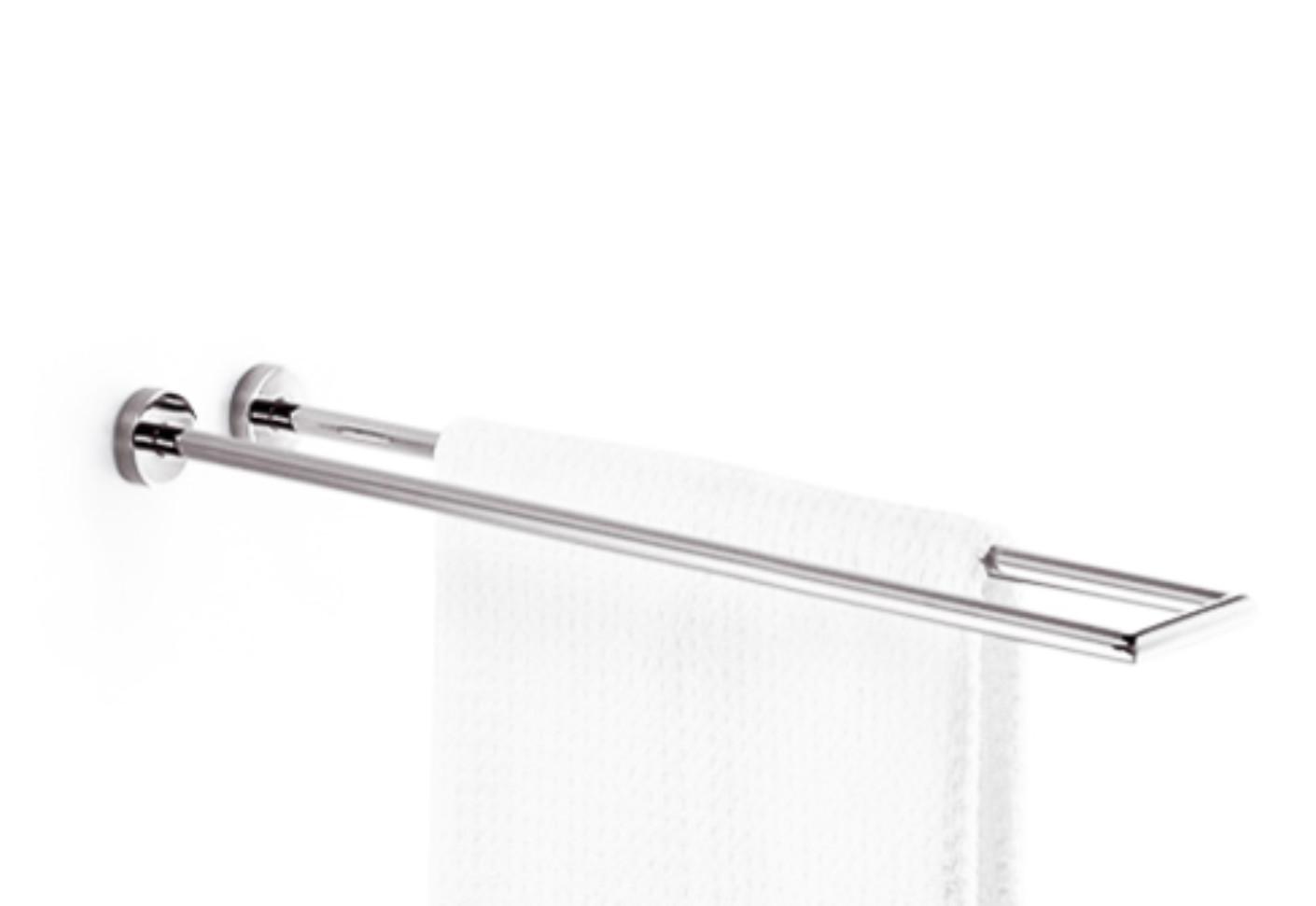 taralogic  arm towel bar nonswivel by dornbracht  stylepark - logic  arm towel bar nonswivel by dornbracht  stylepark