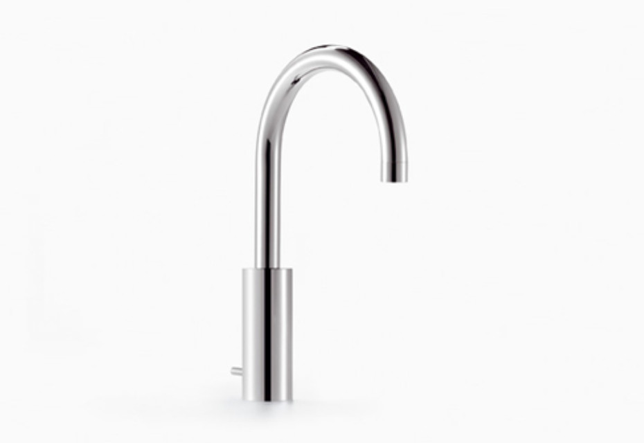 TARA.LOGIC Bath spout with automatic bath/shower diverter by ...