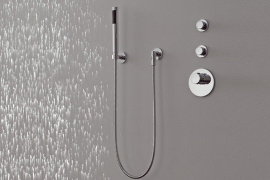 tara logic complete hand shower set by dornbracht stylepark. Black Bedroom Furniture Sets. Home Design Ideas
