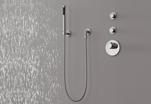 Tara Logic Complete Hand Shower Set By Dornbracht Stylepark