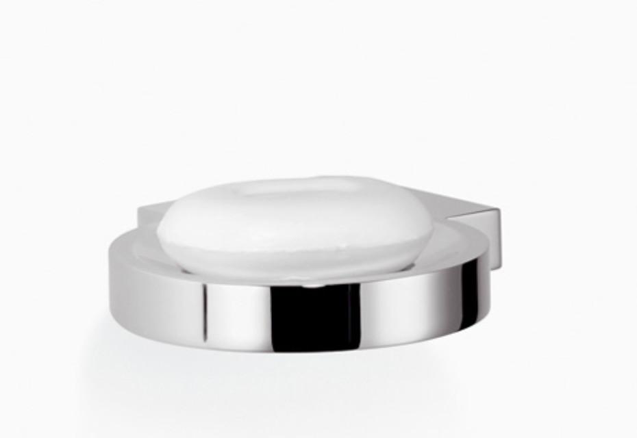TARA.LOGIC Eckseifenhalter/Seifenhalter für Dusche, komplett