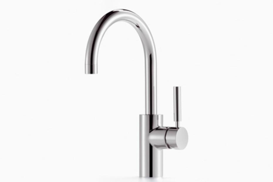 TARA.LOGIC Single-lever basin mixer with/without pop-up waste