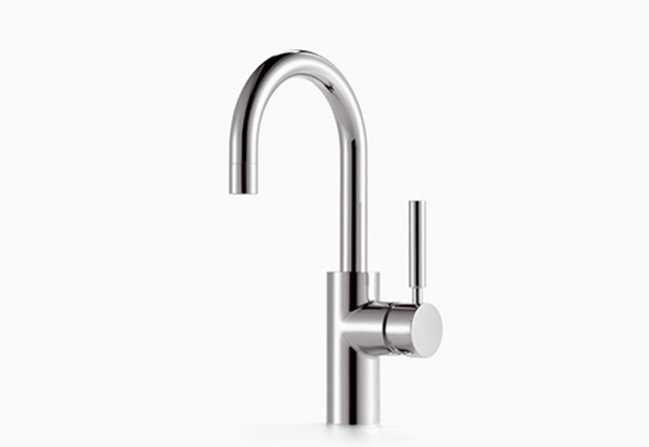 TARA.LOGIC Single-lever basin mixer with/without pop-up waste