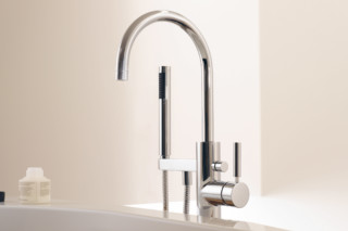 TARA.LOGIC single-lever basin mixer  by  Dornbracht