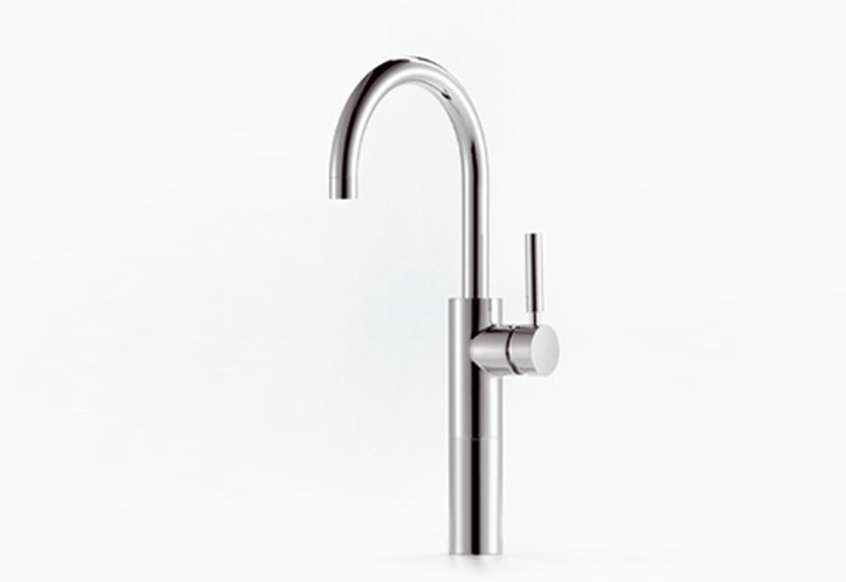 TARA.LOGIC Single-lever basin mixer