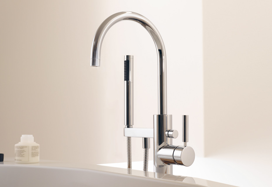 TARA.LOGIC single-lever basin mixer