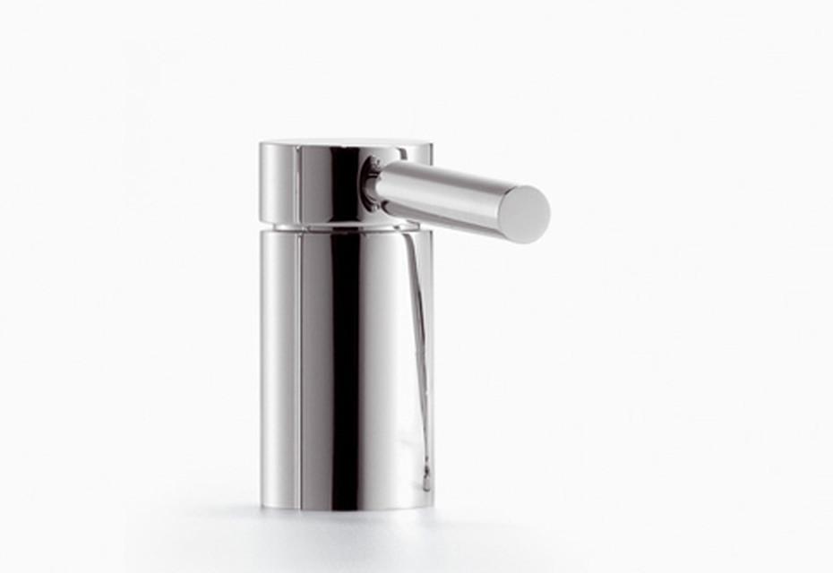 TARA.LOGIC single-lever bath mixer for bath rim installation