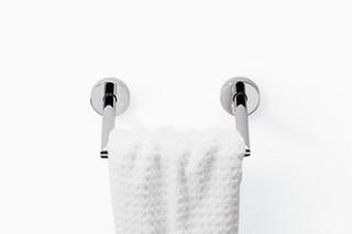TARA.LOGIC Towel ring  by  Dornbracht