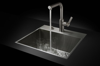 Water Unit single-basin  by  Dornbracht