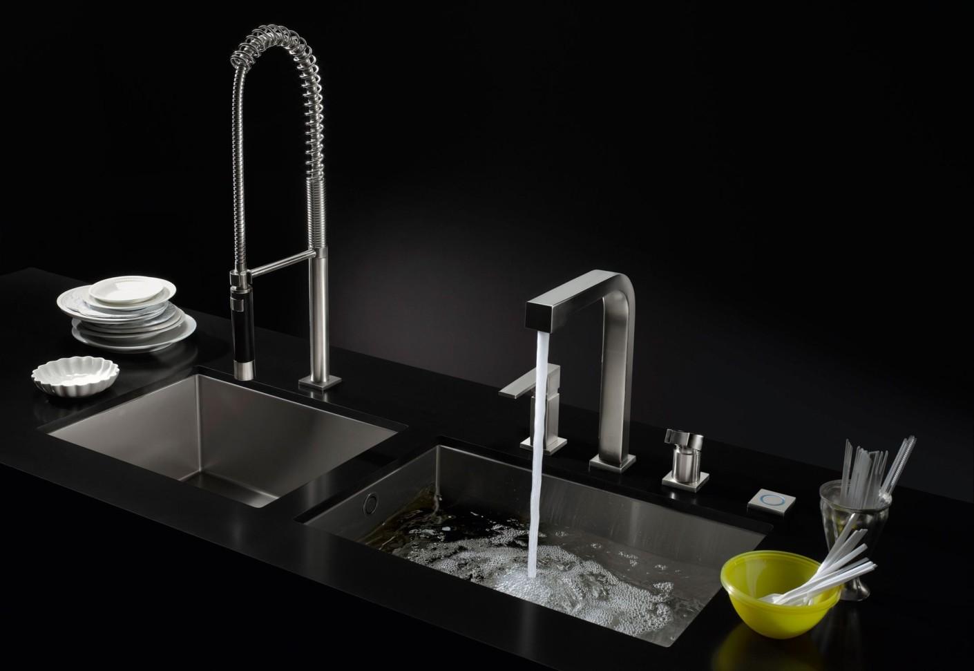 Water Zones Cleaning Set von Dornbracht   STYLEPARK