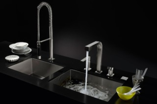 Water Zones Cleaning Set  von  Dornbracht