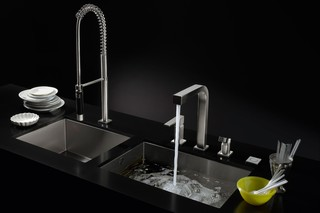 Water Zones Cleaning Set  by  Dornbracht