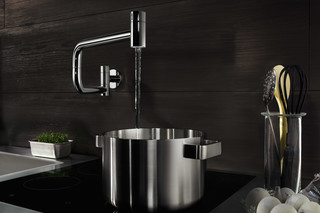 Water Zones Pot Filler  by  Dornbracht