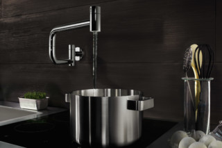 Water Zones Tara Ultra Pot Filler  by  Dornbracht