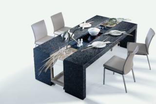 7100 Dining Desk Stein  von  DRAENERT