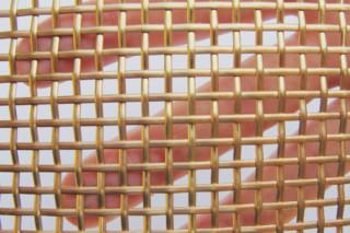 Halbrundgewebe  by  Drahtweberei Pausa