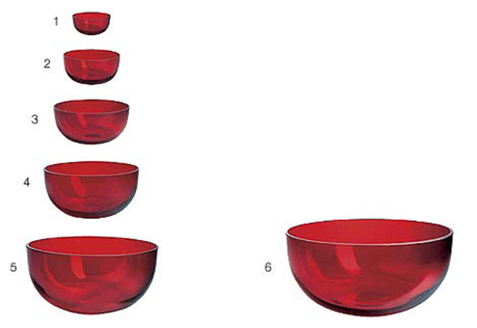 BAZAAR GLASS BOWLS