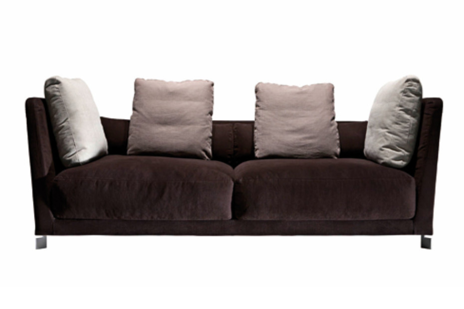 BEDDA three-seater sofa