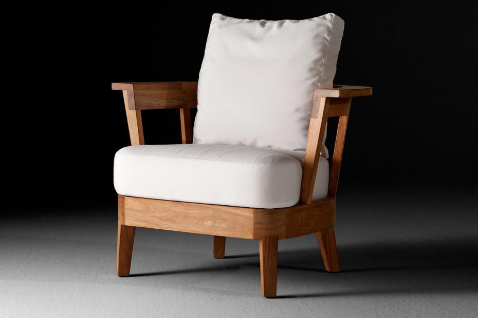 BORGOS armchair