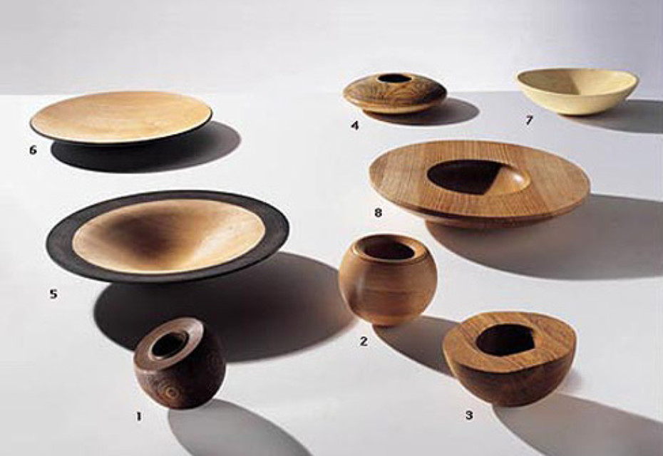 BOWLS BY ERNST GAMPERL