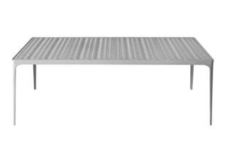 SUNRISE Tisch rechteckig  von  Driade