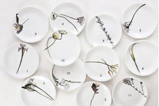 THE WHITE SNOW FLOWERS  von  Driade