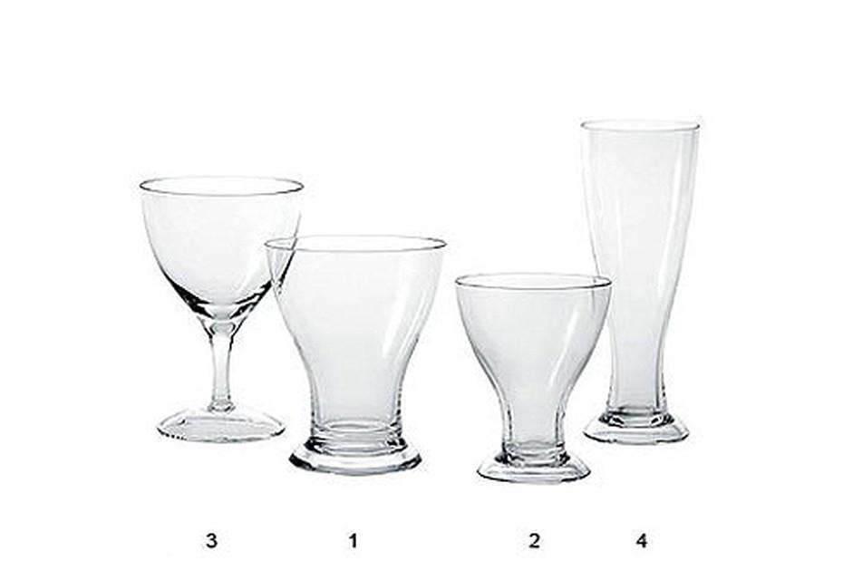 THE WHITE SNOW GLASSES