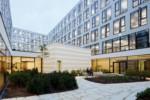 DuPont™ Corian® facade panels ICADE Premier House  by  DuPont™ Corian®