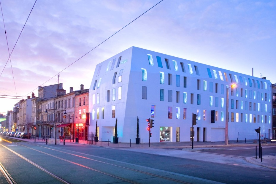 DuPont™ Corian® Seeko'o Hotel, Bordeaux