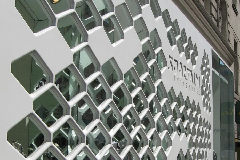 DuPont™ Corian® Sportalm, Wien