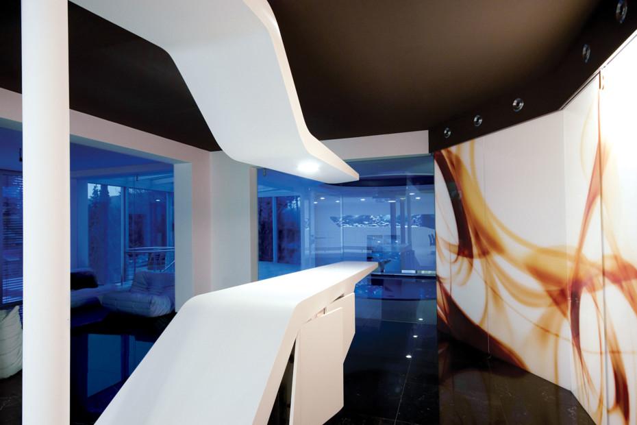 DuPont™ Corian® Villa Wien