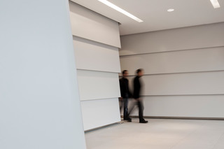 DuPont™ Corian® wall panels ICADE Premier House, Munich  by  DuPont™ Corian®