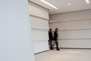 DuPont™ Corian® Wandpaneele ICADE Premier Haus, München  von  DuPont™ Corian®