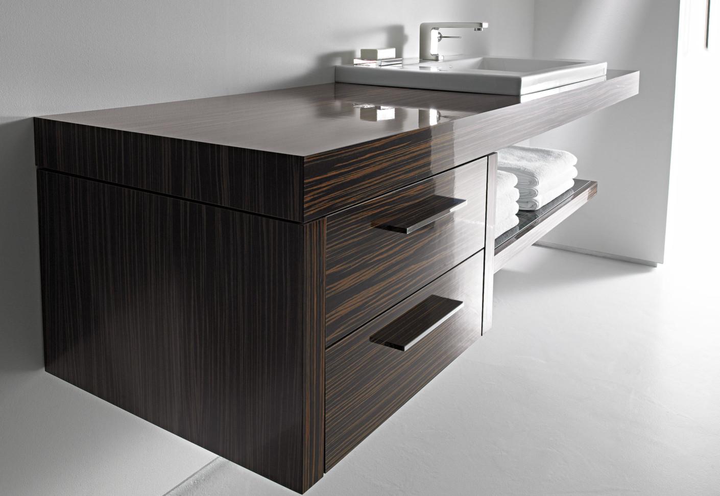 2nd floor vanity unit by Duravit | STYLEPARK