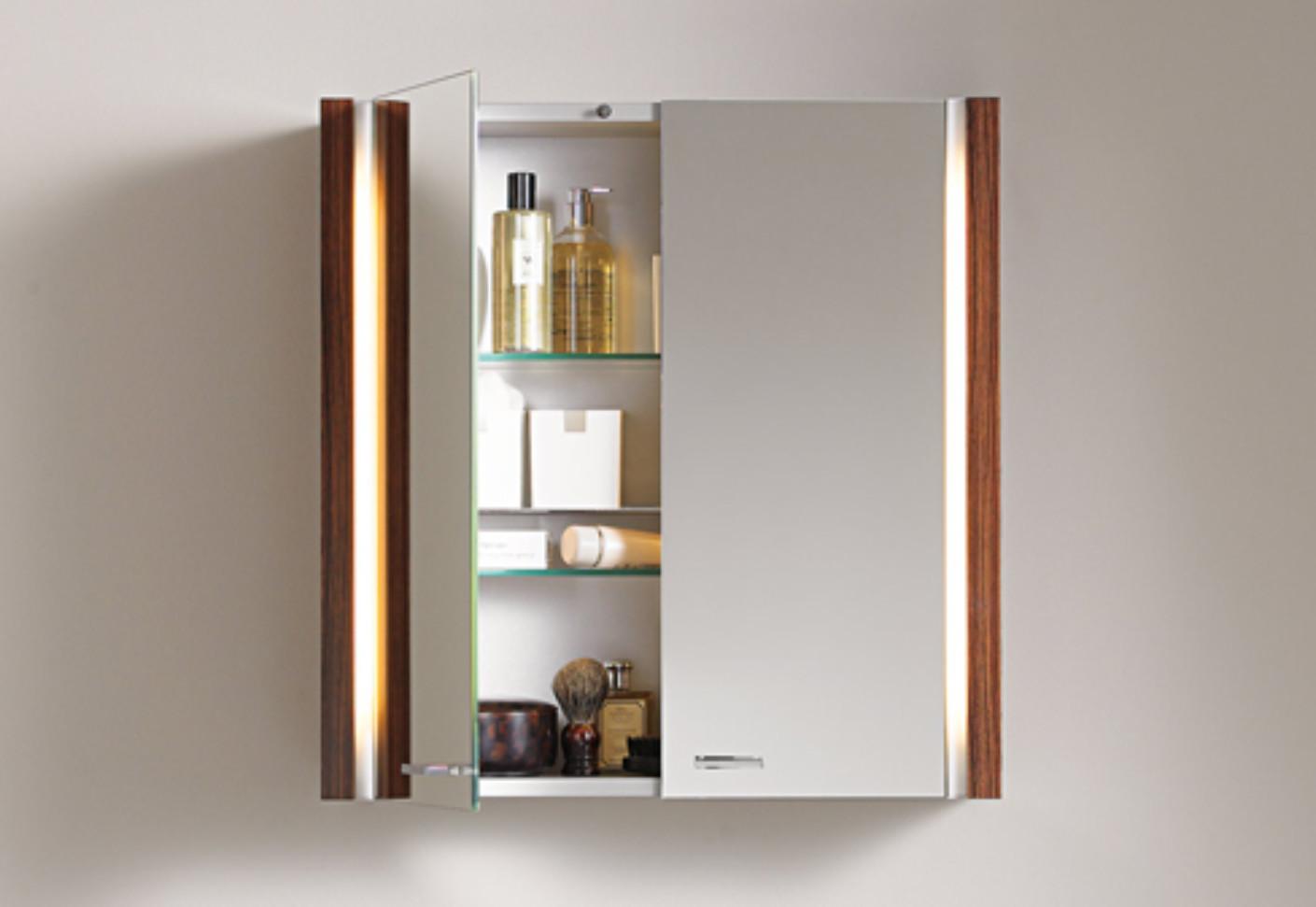 2nd Floor Mirror Cabinet By Duravit Stylepark