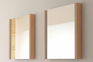 2nd floor mirror  by  Duravit