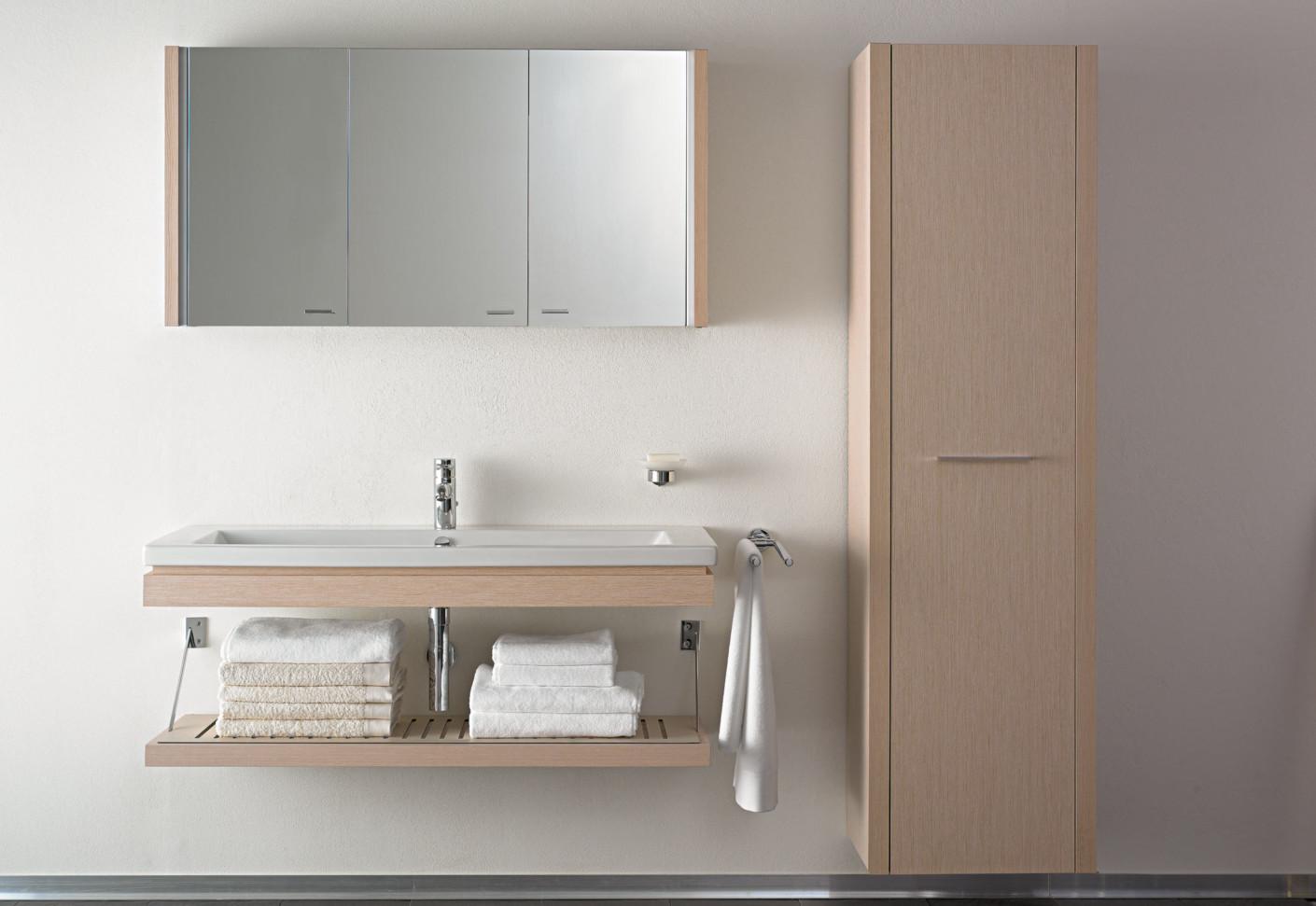 2nd floor shelf by duravit stylepark. Black Bedroom Furniture Sets. Home Design Ideas