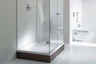 2nd floor Shower  by  Duravit