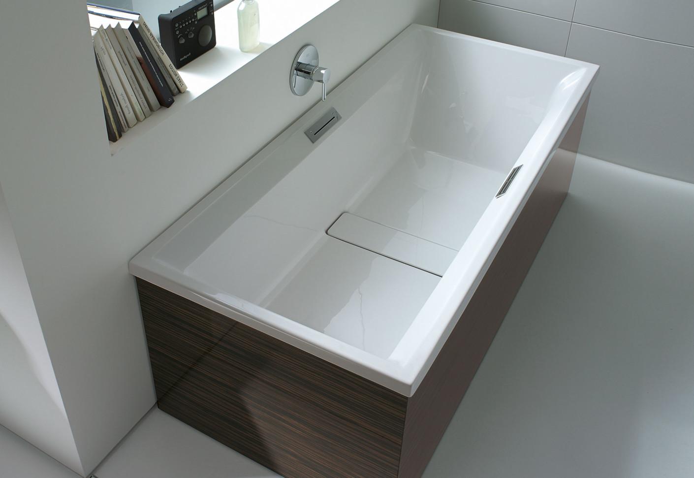 2nd Floor Wanne Einbauversion Von Duravit Stylepark