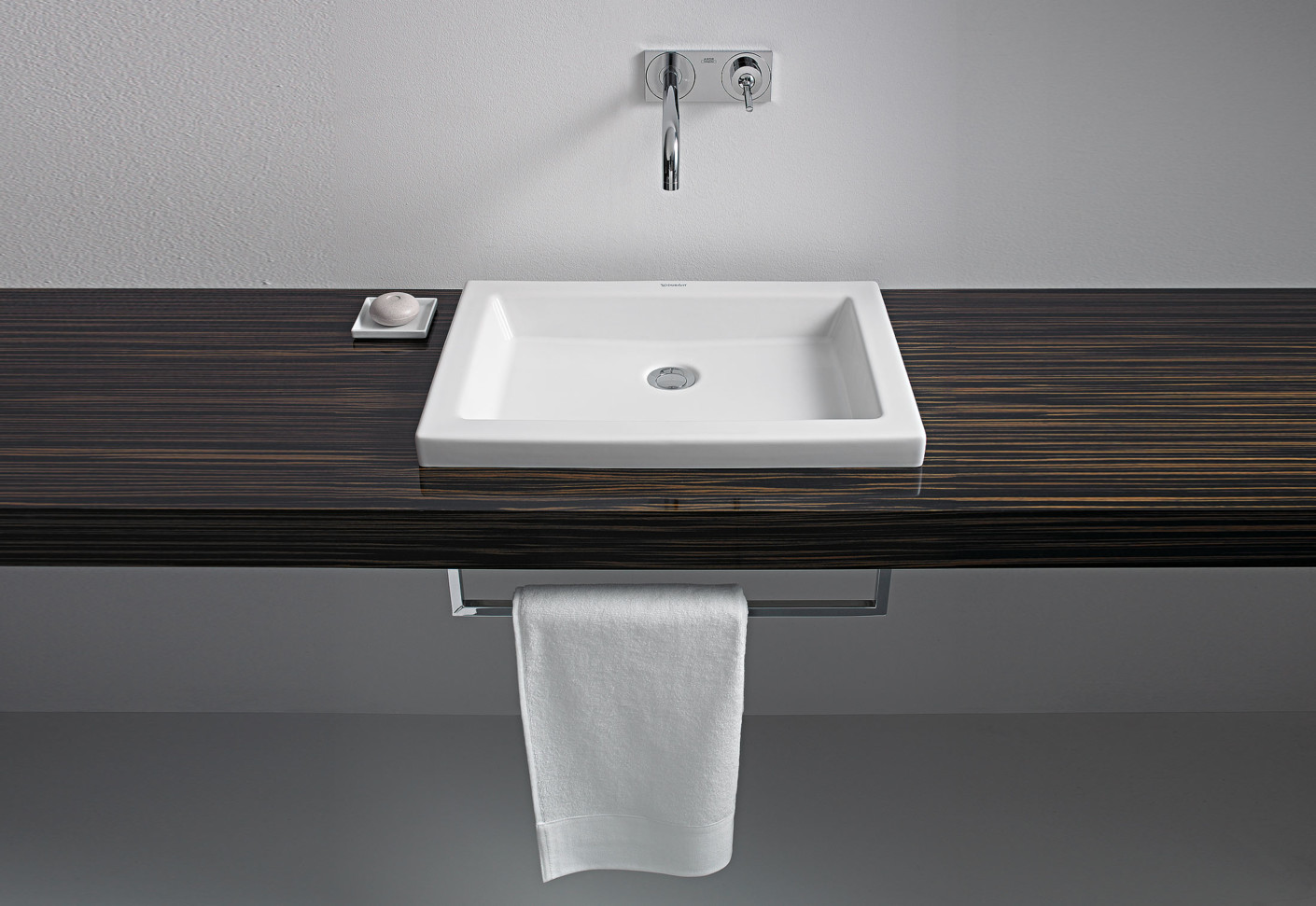 2nd floor Vanity basin small by Duravit STYLEPARK