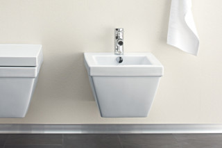 2nd floor Wall Bidet  by  Duravit