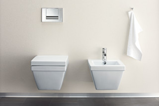 2nd floor Wall WC  by  Duravit