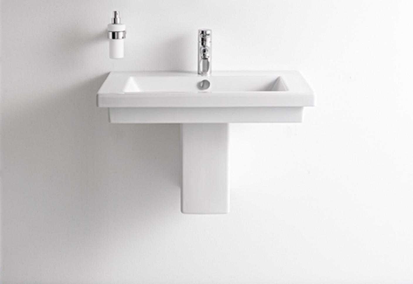 2nd floor Washbasin by Duravit | STYLEPARK