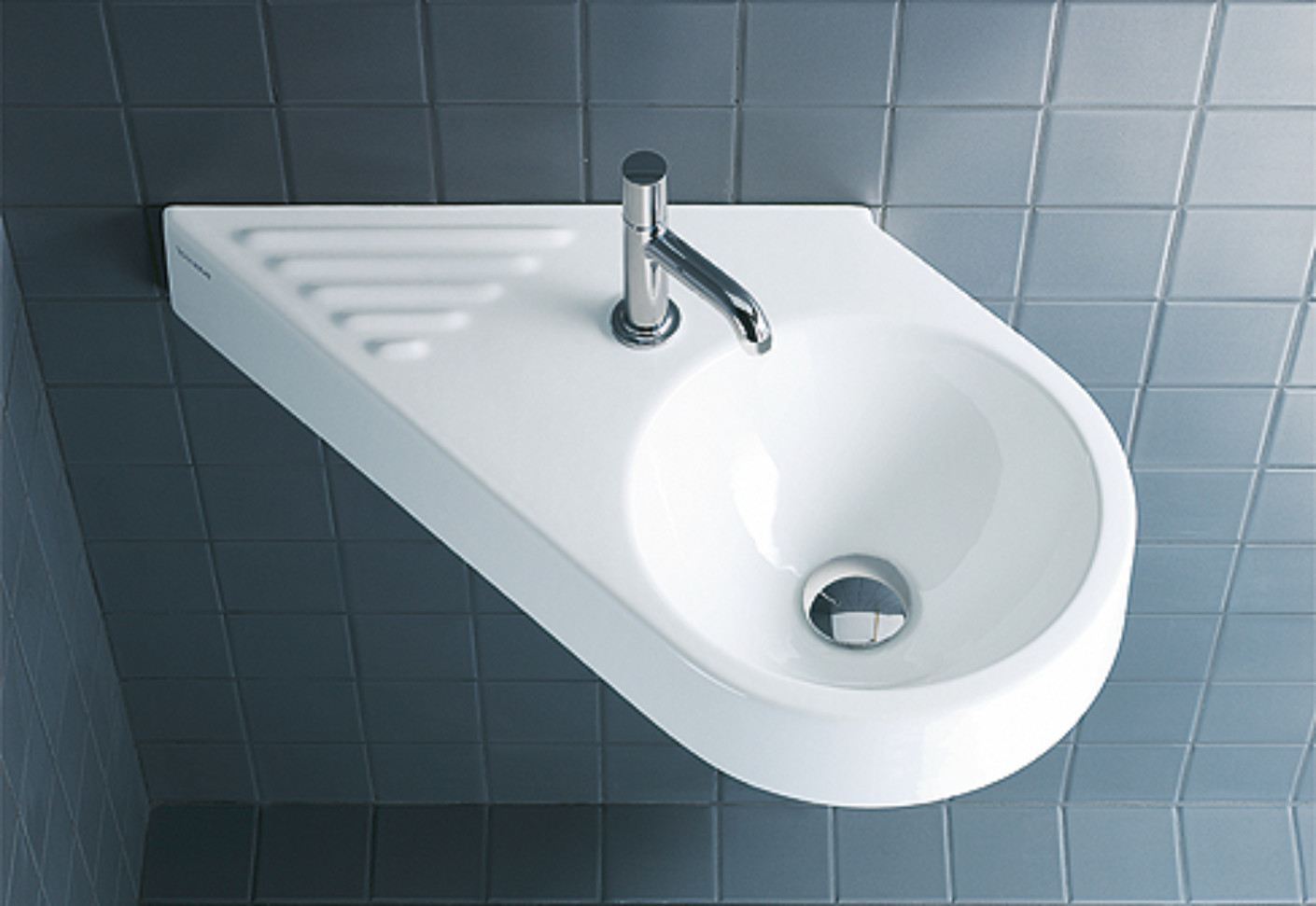 Architec handrinse basin big by duravit stylepark for Duravit architec basin