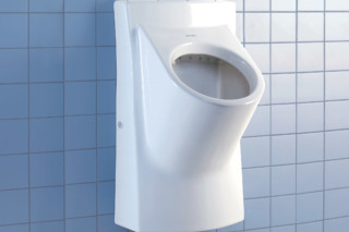 Architec Urinal  by  Duravit