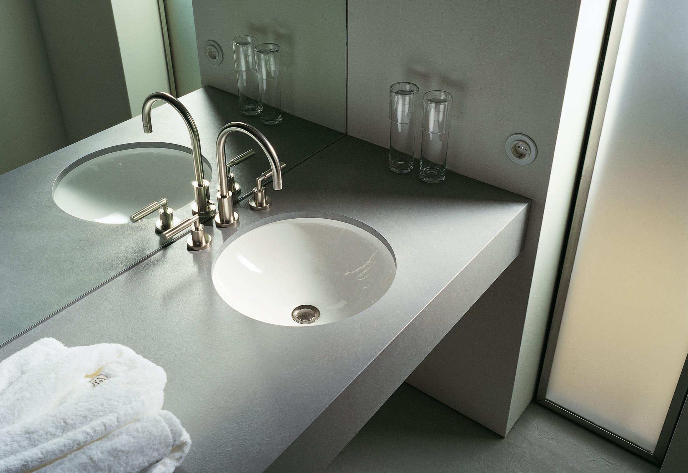 architec einbauwaschtisch von duravit stylepark. Black Bedroom Furniture Sets. Home Design Ideas